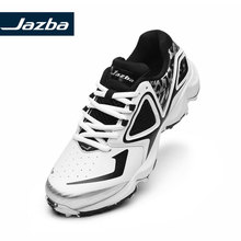 Jazba RELOAD 50 Mens Cricket Rubber Cleats Shoes Professional Training Breathable Protective Cushioning Outdoor Men Sneakers