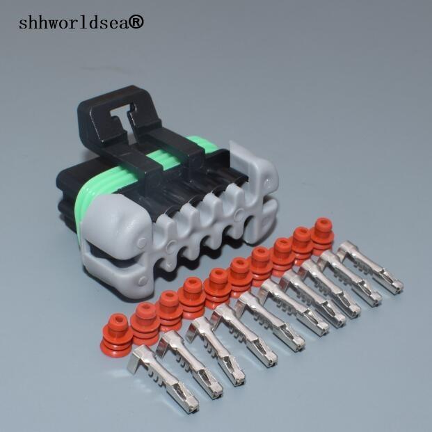 Aliexpress.com : Buy shhworldsea 1.5mm female electric 10pin auto ...