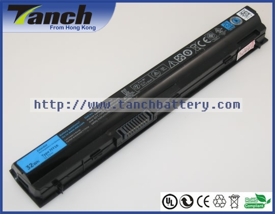 Laptop battery for DELL KJ321 312-1242 FRR0G J79X4 K4CP5 RFJMW 312-1241 3W2YX MHPKF 9P0W6 Y40R5 E6320 11.1V 3 cell