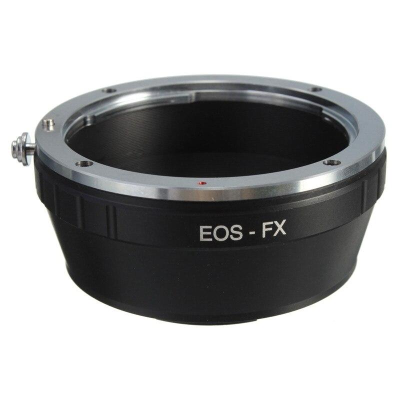 все цены на Lens Adapter For Canon EOS EF EF-S Mount Lens To FX for Fujifilm X-Pro1 Digital Camera SLR DSLR Adapter Ring онлайн