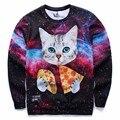 Mr.1991INC Men/Women Hoodies Loose Style Print Animals Cat Panda Rainbow Trangle Cartoon 3d Sweatshirts Plus Size 4XL 5XL