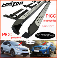 running board nerf bar side step for Subaru XV old XV Crosstrek 2012 2017, newest model, PICC quality protection, recommended