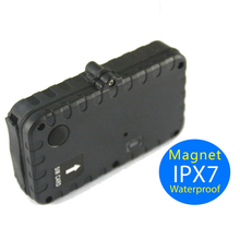 Waterproof GPS Tracker Magnet Vehicles Human Container Assets Tractor Tracking Device