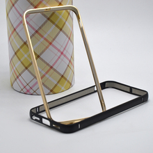 Metal Bumper For iPhone 5s 5 Aluminum Bumper Cover For iPhone SE 5 Shockproof Frame Case Capa elegant rhinestone alluminum alloy bumper frame for iphone 5 golden