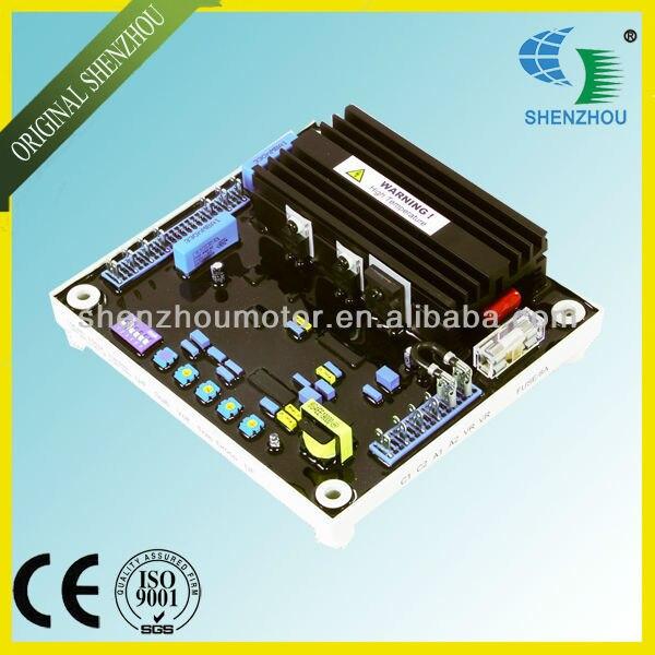 Generator Spare Parts AVR EA125-8 elt6500cx circuit breaker generator spare parts