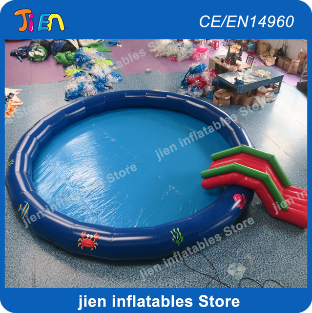 6m Round Large Inflatable Pool Inflatable Swimming Pool Giant Inflatable  Water Pool Adult Inflatable Water Toys