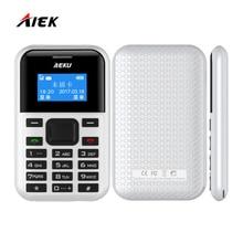 Новичок AIEK C8 aeku C8 low radiation для старика Беременные женщины мини-карман телефон Замена телефон для бизнеса человек