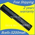 8 клеток Замена аккумулятор ноутбук для HSTNN-DB75 HSTNN-IB74 HSTNN-IB75 HSTNN-OB75 HSTNN-XB75 для Hp DV7 DV8 ноутбук 4400 мАч