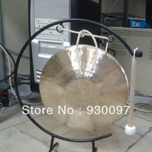 Musical Instrument small gong ,100% hand made gong, chinese traditional opera  GONG
