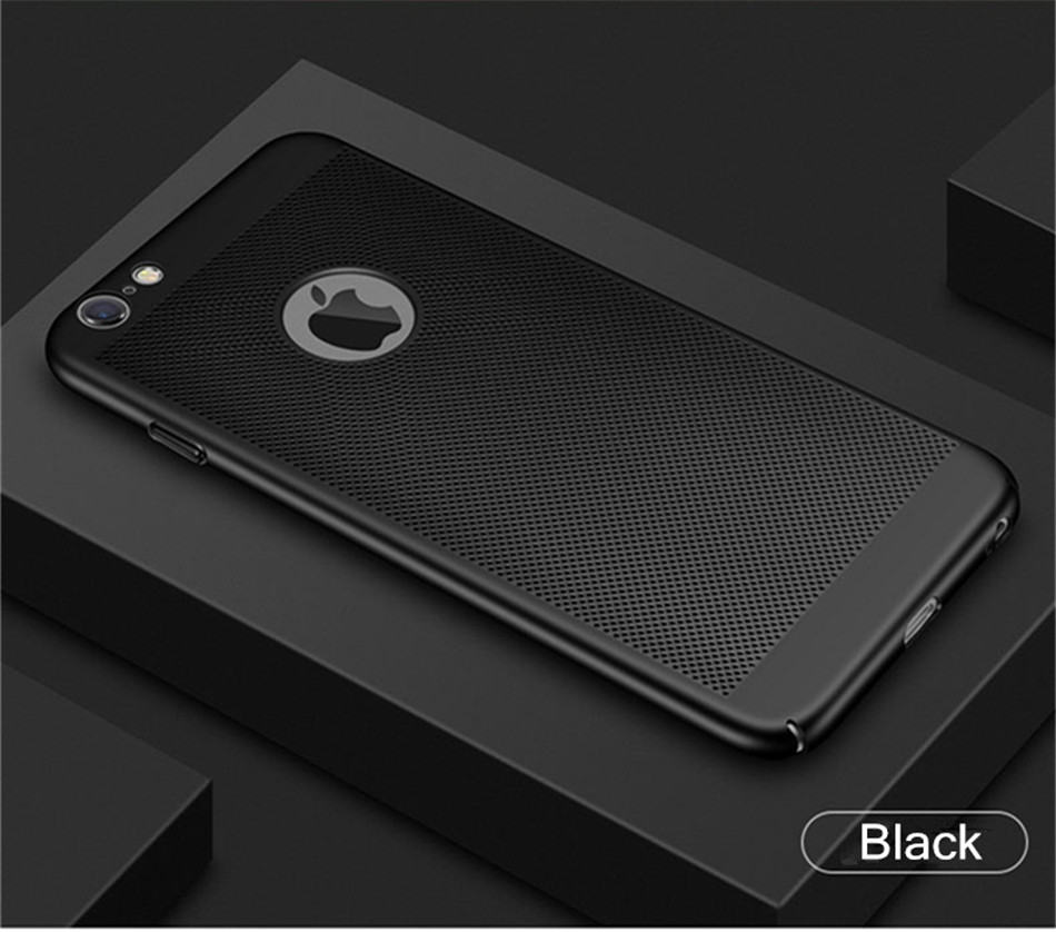 Heat dissipation iPhone Case - Hard Back PC Protect Shell 14