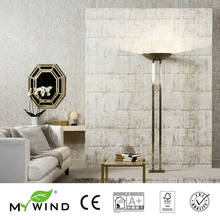 3D Wallpaper In Roll Decor 2019 MY WIND Texture grey Luxury Good taste Wallpapers 100% Natural Material Safety Innocuity