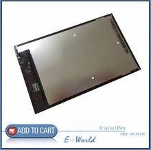 Original 8 inch LCD screen B080EAN02.2 CLAA080WQ05 XN For Lenovo A8-50 A5500 LCD module for tablet pc free shipping