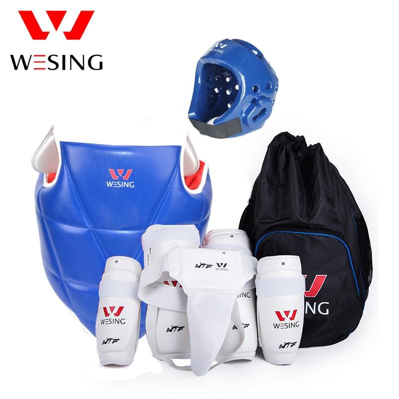 WTF taekwondo competetion equipment taekwondo protective martial art equipment