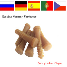 New packaged duck feather removal machine rubber plucker wholesale rubber finger plucker цена