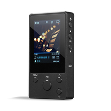 XDUOO NANO D3 High fidelity lossless music player DSD256 24Bit/192K HD five sections of EQ IPS screen 20hours of play