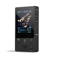 XDUOO NANO D3 High Fidelity Lossless Music Player DSD256 24Bit 192K HD Five Sections Of EQ