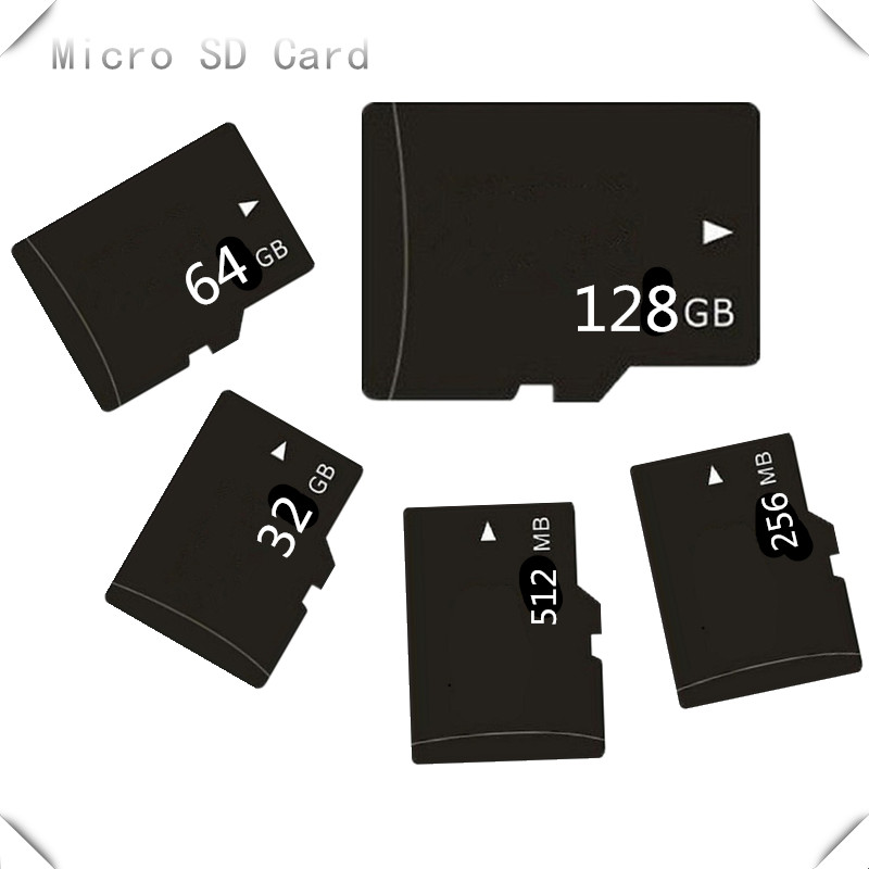 High Speed!!! 128GB Micro SD SDXC Card C10 64GB 32GB 16GB 8GB 32MB-4GB Micro Sd TF CARD Memory Card TransFlash Card