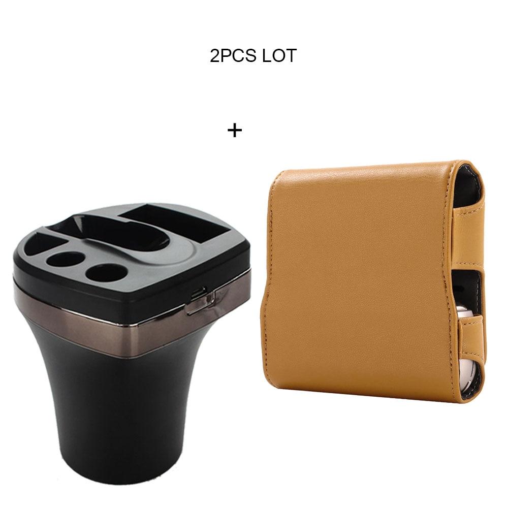 JINXINGCHENG Voiture Chargeur De Charge pour Iqos 3.0 et Couverture Cas pour Iqos3 et Étui En Cuir support protecteur