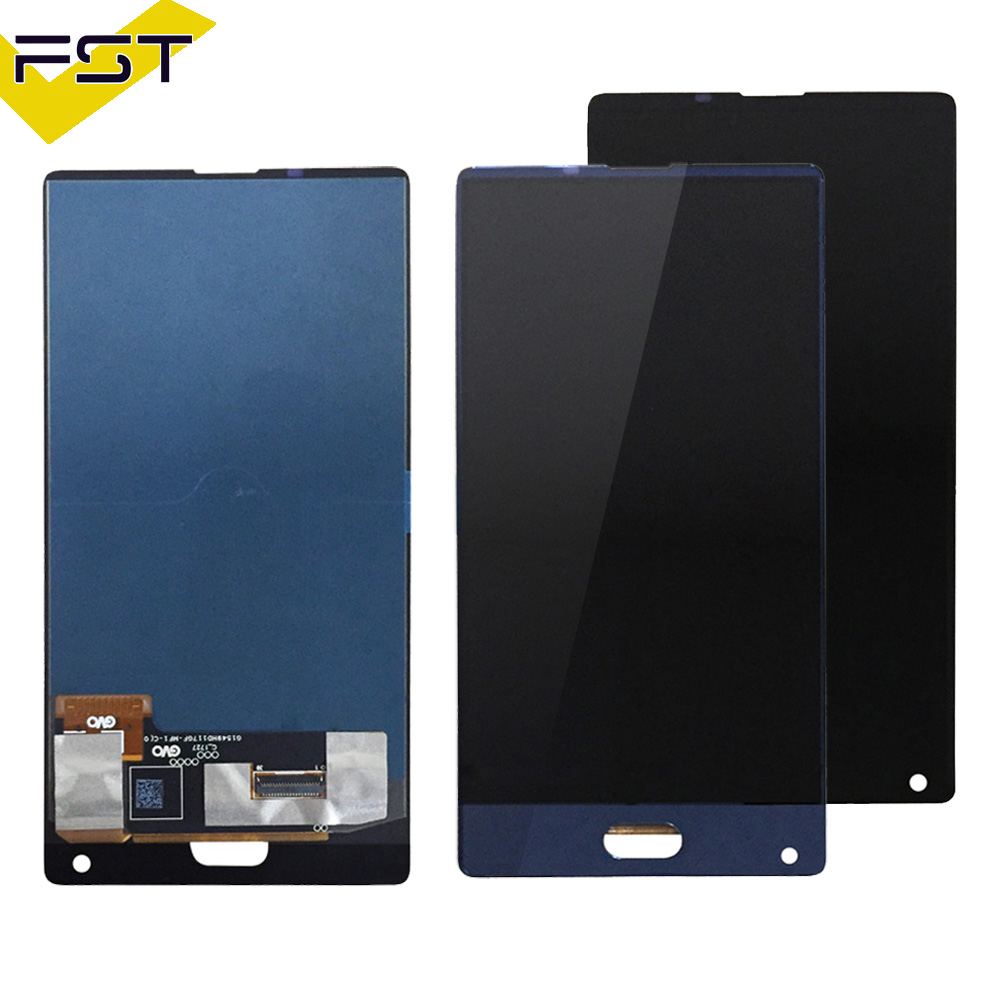 100% Tested Black/BLue For 5.5 inch Doogee mix LCD Display+Touch Screen Digitizer Assembly Replacement Parts+Free Tools