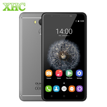 OUKITEL U15 Pro 32GB Fingerprint id Cell Phone 5.5 inch 3000mAh Android 6.0 Smartphone MTK6753 Octa Core 16.0MP Mobile Phone