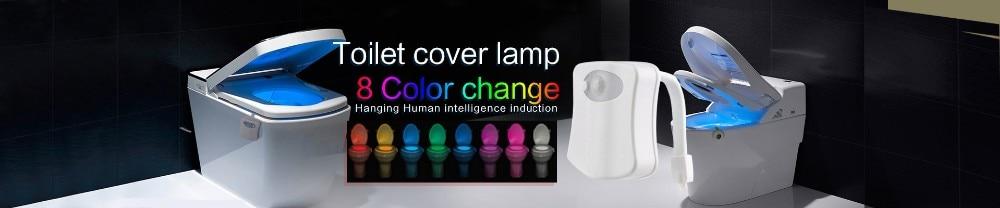 toilet lamp