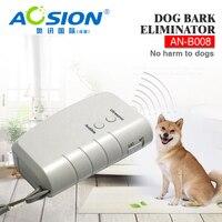 Aosion 초음파 개 펠러 체이서 LED 손전등 휴대용 애완 동물 개 훈련 제품 AN-B008