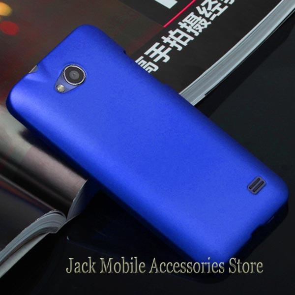 on sale 1f0dc 46d4e US $1.98  New High Quality Multi Colors Luxury Rubberized Matte Hard Phone  Case Cover For ZTE N818 V956 Free Shipping-in Fitted Cases from Cellphones  ...