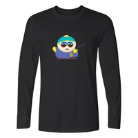 New South Park T-Shirt Men Women Funny Summer Clothing Cospaly Long Sleeve Tshirt