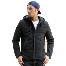 Men Parkas Winter Cotton Coat  Cotton Jacket Brand Jackets Men Hooded Outerwear Coat