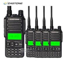 4pcs Zastone ZT-V3000 Walkie Talkie 10km High Power 8W UHF 400-470MHz 4000mAh Dual Antenna CB Ham Two Way Radio HF Transceiver