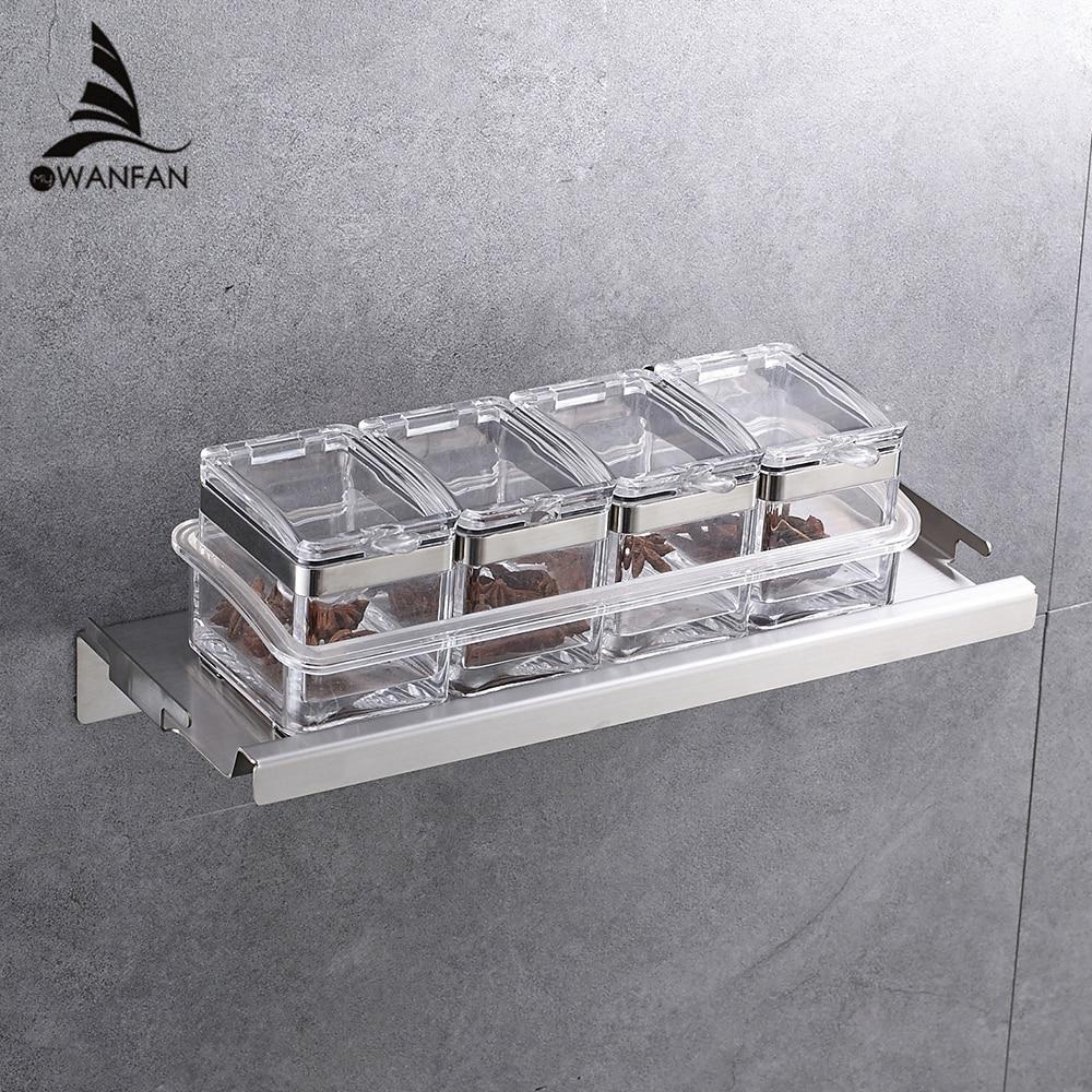 Wall Mounted Bathroom Shelf Shower Soap Storage Basket Case Antique Brass Rack
