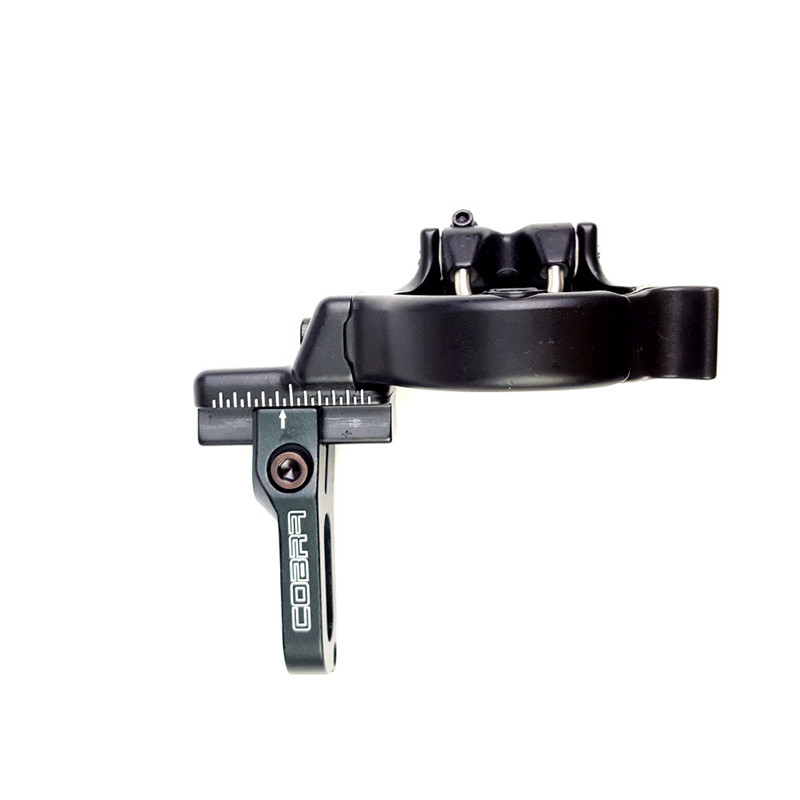 Boogschieten Pijlsteun Micro Verstelbaar Opvangpenseel Rechterhand - Jacht - Foto 6