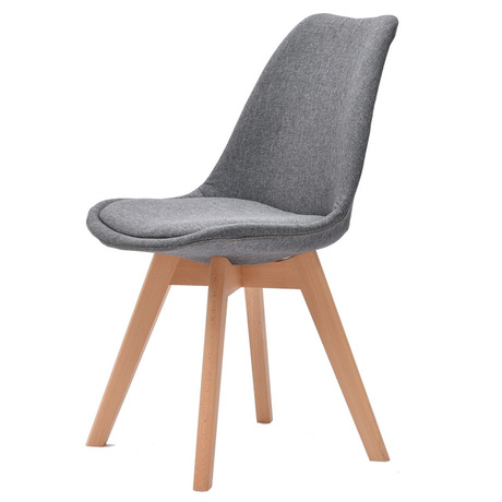 Living Room Chairs Living Room Furniture Home Furniture solid wood coffee chair Nordic dining chair chaises modern Eames chair