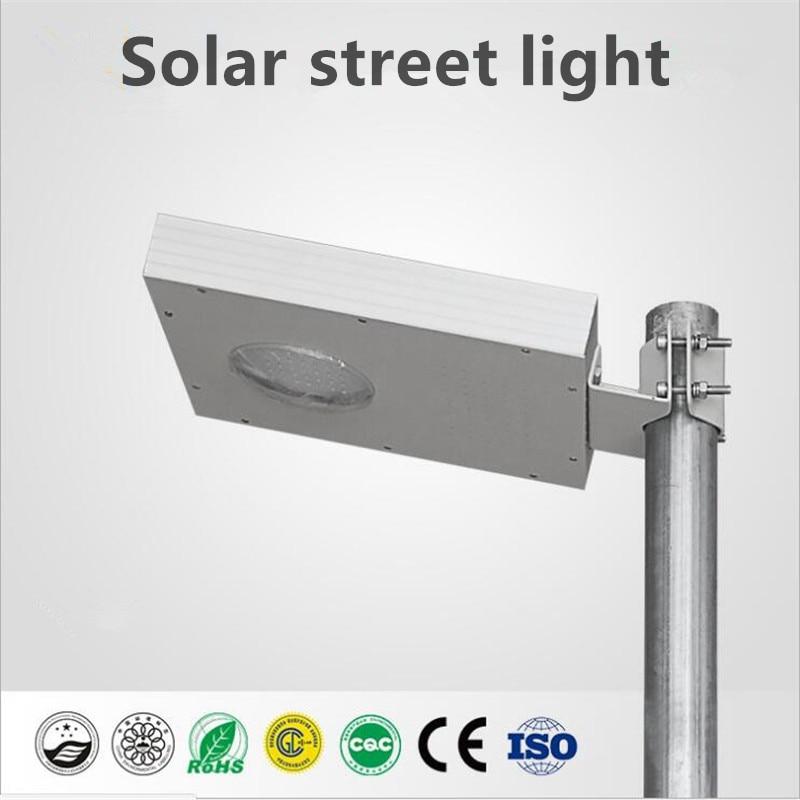 5Watt LED Solar Wall Light Solar Street Light 650Lumen Lithium Battery 12V Outdoor Waterproof IP65