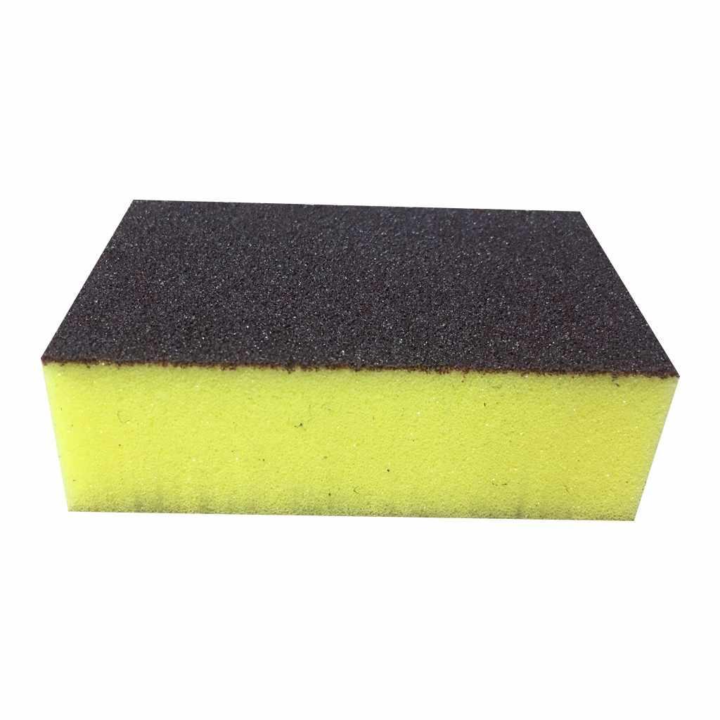 Esmeril de cozinha Nano Magia Limpo Rub Pot Remoção de Manchas de Ferrugem Focal Esponja Limpa Esponja de Lavar
