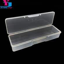 1 Plastic Nail Manicure Tools Storage Box Nail Dotting Drawing Pens Buffer Files Organizer Case Container Nails Tools Empty Box