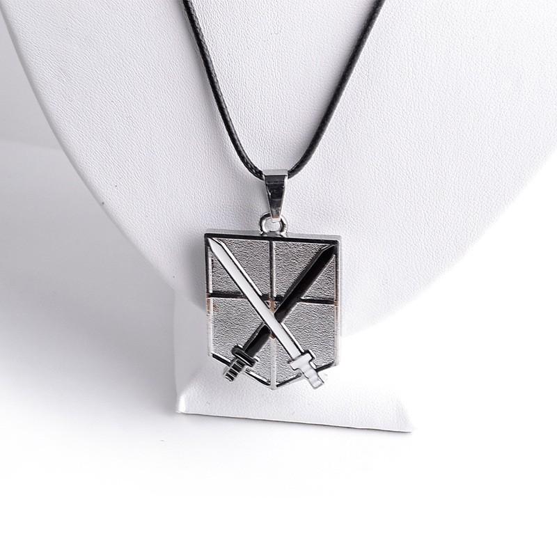 Attack on Titan Emblem Necklaces 4