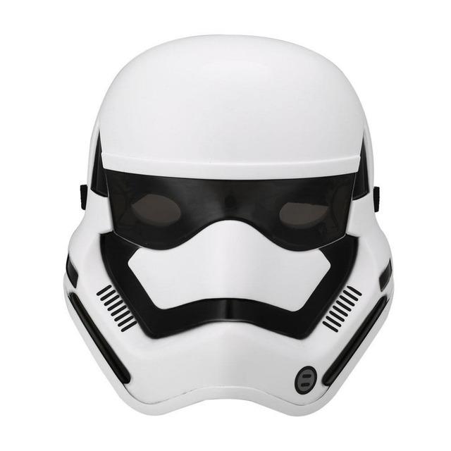 2 Colors Mask Star Wars LED Light Stormtrooper Mask