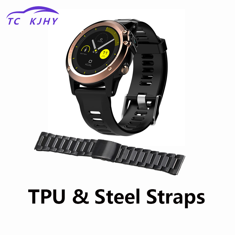 2018 Auto Waterproof GPS WiFi 3G Sports Smart Tracking Heartrate Bluetooth 4.0 on Wrist Smart GPS Tracker Android 4.4 Device
