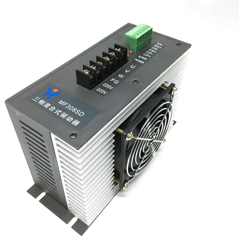 Three phase stepper motor 130 stepper motor driver MF308SD MD308SD number control bag machine packaging machine