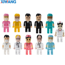 super Doctors nurse Usb Flash Drive 128GB 64GB Pendrive 32GB 16GB Pen drive 8GB 4GB flash memory stick Mini u disk Business gift все цены