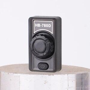 Image 3 - Walkie Talkie Drahtlose Ohrhörer Walkie Talkie Bluetooth Headset Zwei Weg Radio Drahtlose Kopfhörer Für Hytera PD780 PD700 PD580H