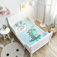 Infant Mattress Bingsi Kindergarten Children Nap Baby Bedding Set Mattresses Bed Ventilated Ice