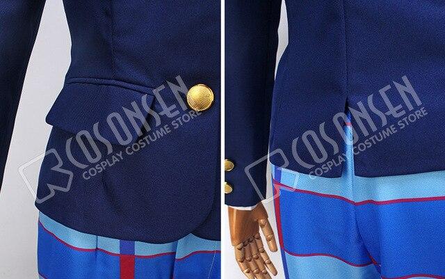 COSPLAYONSEN Love Live! Costume de Cosplay uniforme scolaire masculin toutes tailles sur mesure
