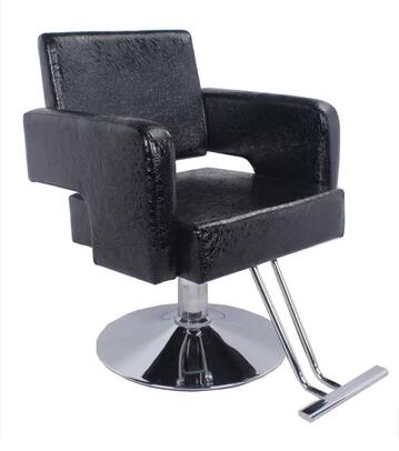 Salon Dedicated Barber Chair Fashion Salon Haircut Barber Stool Hydraulic Rotary Chair Lift 917