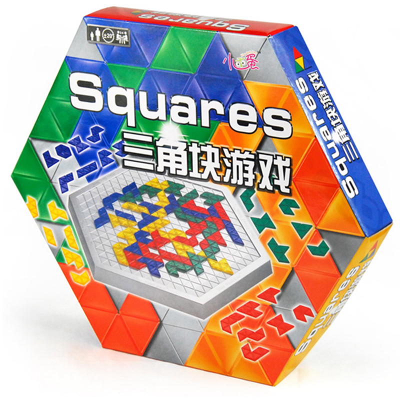 Blokus Hexagonal Version Board Game Educational Toys 486 Squares Game Easy To Play For Children Russian Box Series indoor games эмаль вд ак 1179 перламутровая серебристо белая вгт 1кг