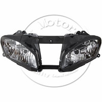 Motorcycle Front Headlight For YAMAHA YZFR6 2008 2009 2010 YZF 600 R6 Head Light Lamp Assembly Headlamp Lighting Moto Parts