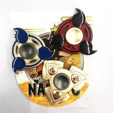 Naruto Metal Fidget Spinner Toy