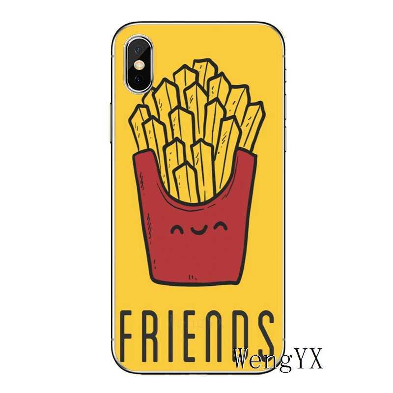 fashion bff best friends forever For Xiaomi Redmi S2 5 plus 6A 4A 4x Note 3  4 5 5A 6 Pro Pocophone F1 TPU Soft phone cover case