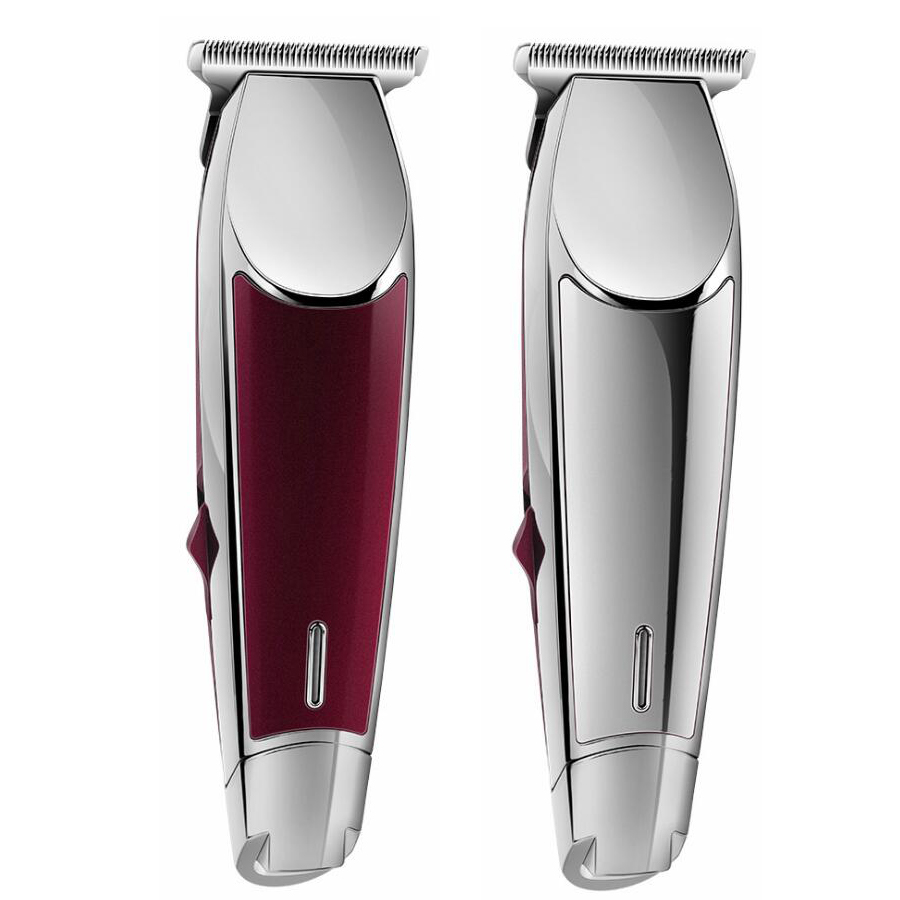 Professional Precision Hair Clipper Electric Hair Trimmer 0mm Cutting Rechargeable Shaving Machine Home Barber Tool